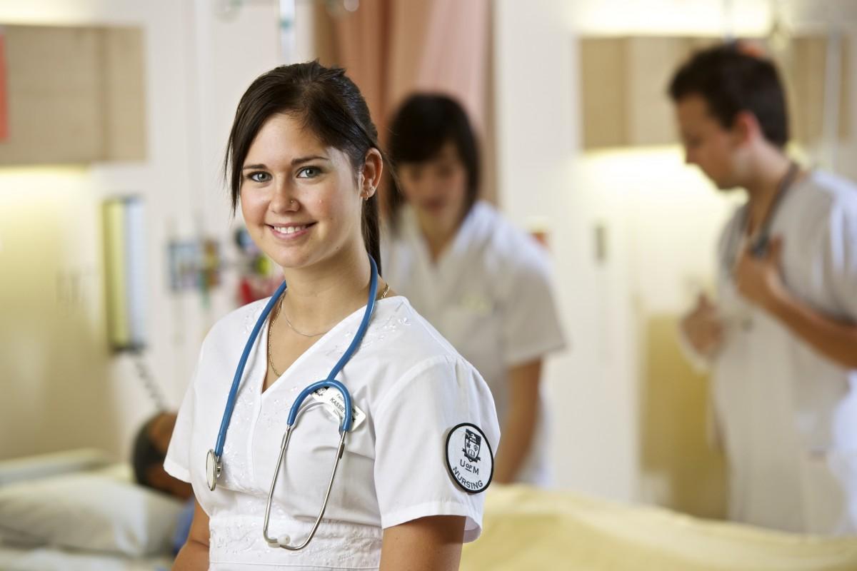 Career opportunities in nursing